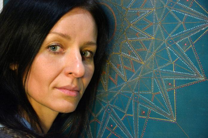Magdalena Uchrońska w Miejskiej Galerii Sztuki
