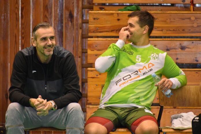 Siatkarze Forma AZS odrabiają zaległości w 1 lidze śląskiej. W środę mecz z Rafako Racibórz 2