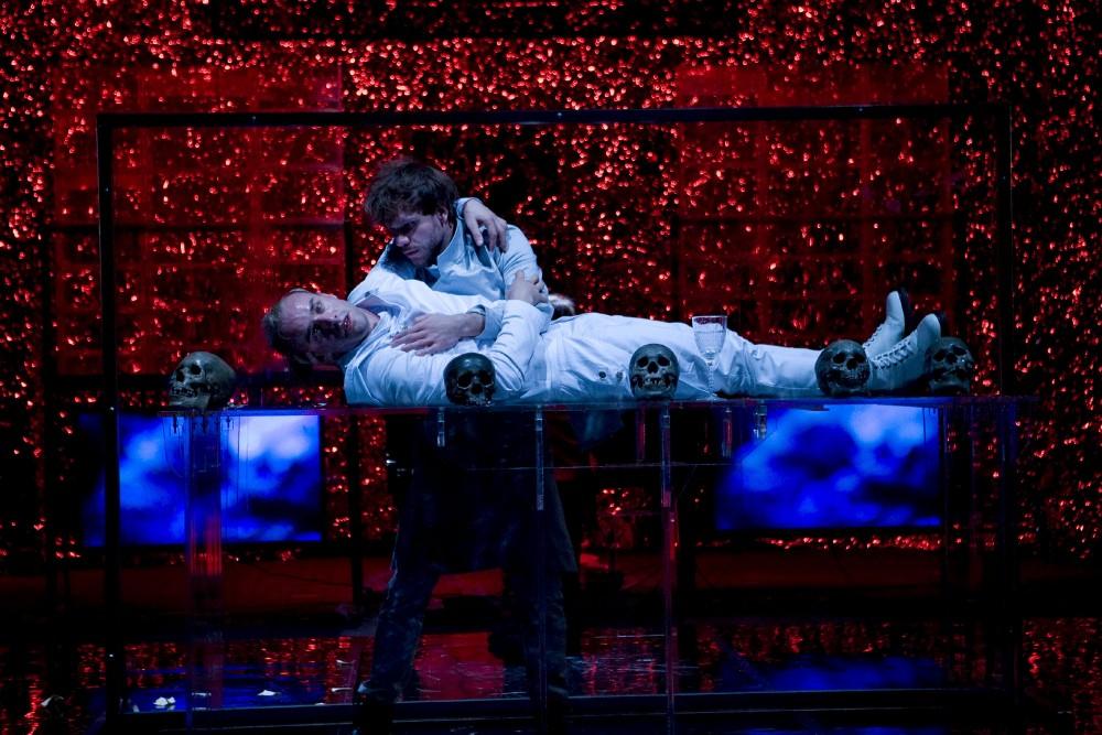 Pożegnanie. Przypominamy spektakle, w których Piotr Machalica występował w Teatrze im. Mickiewicza 10
