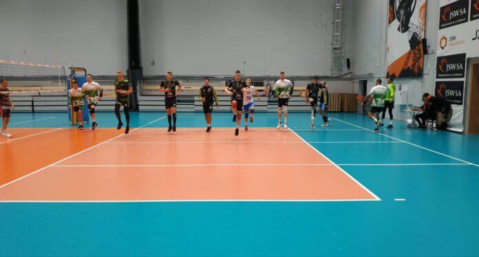 Wygrana Eco-Team AZS Stoelzle w Jastrzębiu w 2 lidze 3