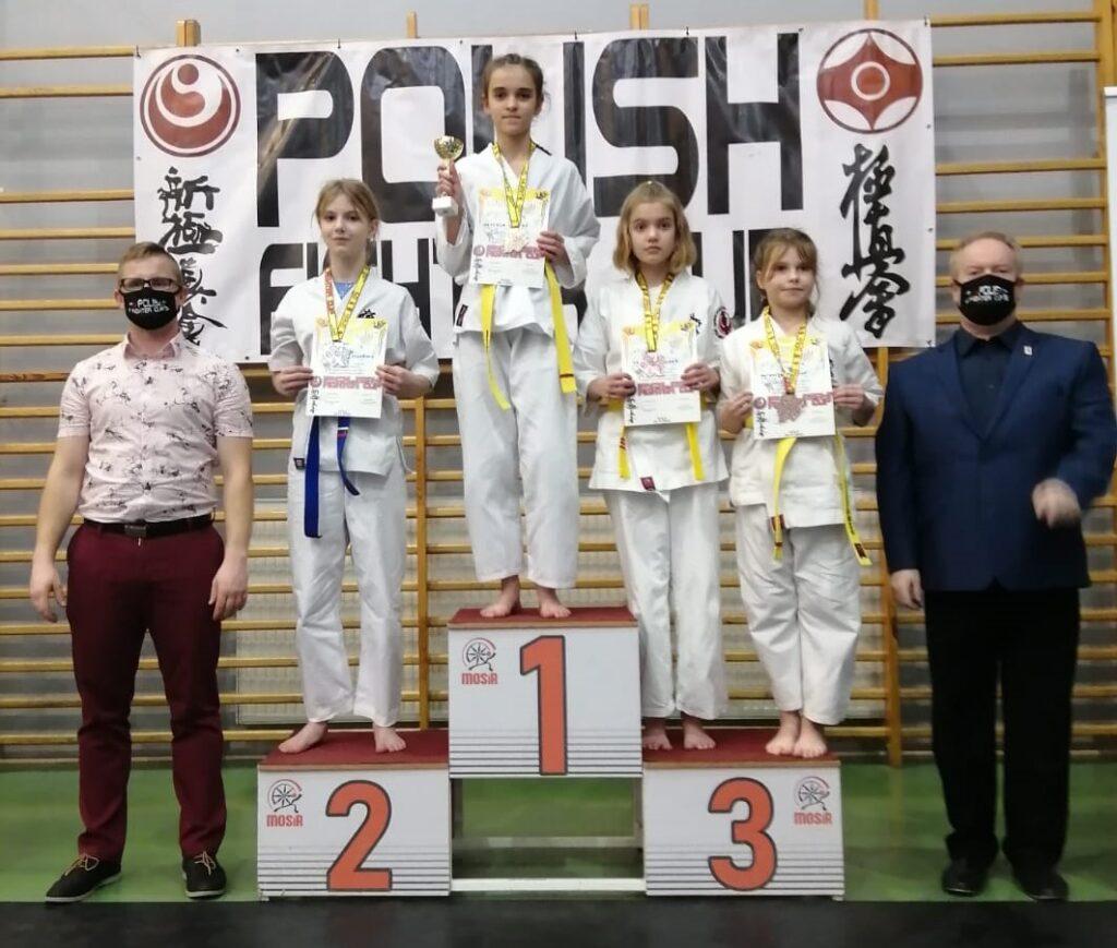 Zawodnicy KK Randori z Radomska kolejny raz nie zawiedli i z zawodów wrócili z trzema medalami 1