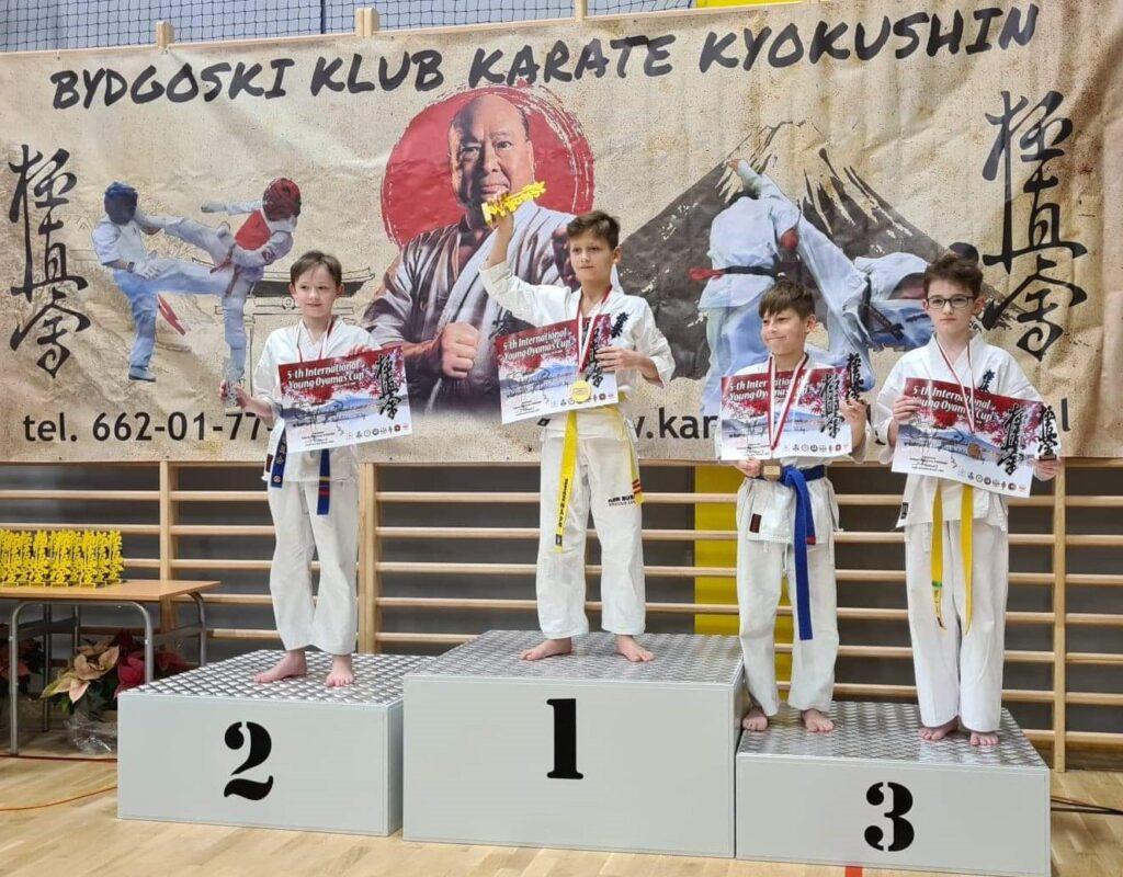 Zawodnicy KK Randori z Radomska kolejny raz nie zawiedli i z zawodów wrócili z trzema medalami 2