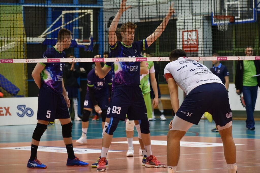 Exact Systems Norwid zgodnie z planem pokonał MCKiS Jaworzno i zdobył ważne 3 punkty w Tauron 1 lidze 10