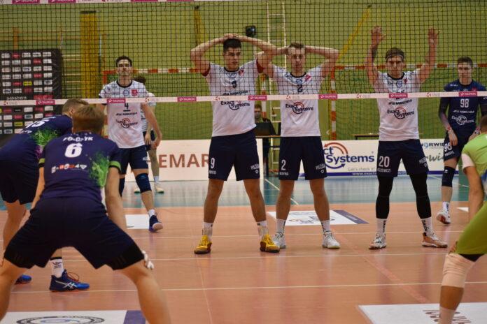 Exact Systems Norwid zgodnie z planem pokonał MCKiS Jaworzno i zdobył ważne 3 punkty w Tauron 1 lidze 14