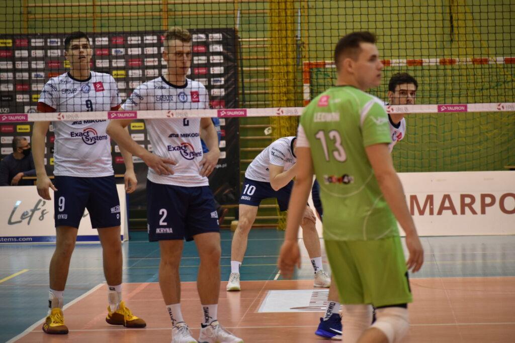 Exact Systems Norwid zgodnie z planem pokonał MCKiS Jaworzno i zdobył ważne 3 punkty w Tauron 1 lidze 2