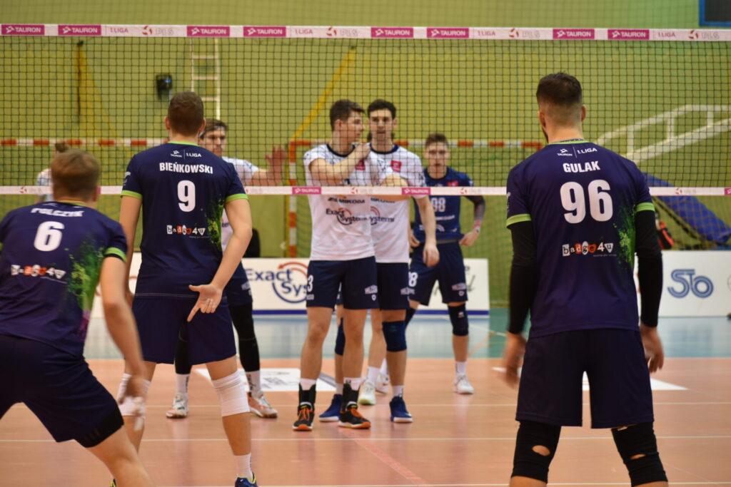 Exact Systems Norwid zgodnie z planem pokonał MCKiS Jaworzno i zdobył ważne 3 punkty w Tauron 1 lidze 4