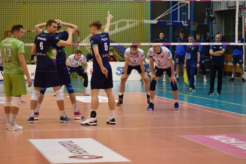Exact Systems Norwid zgodnie z planem pokonał MCKiS Jaworzno i zdobył ważne 3 punkty w Tauron 1 lidze 1