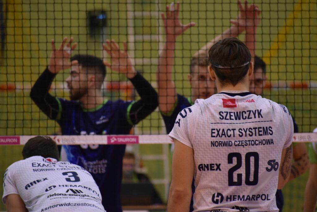 Siatkarze Exact Systems Norwida jadą do Strzelec Opolskich po 13 wygraną w sezonie 2