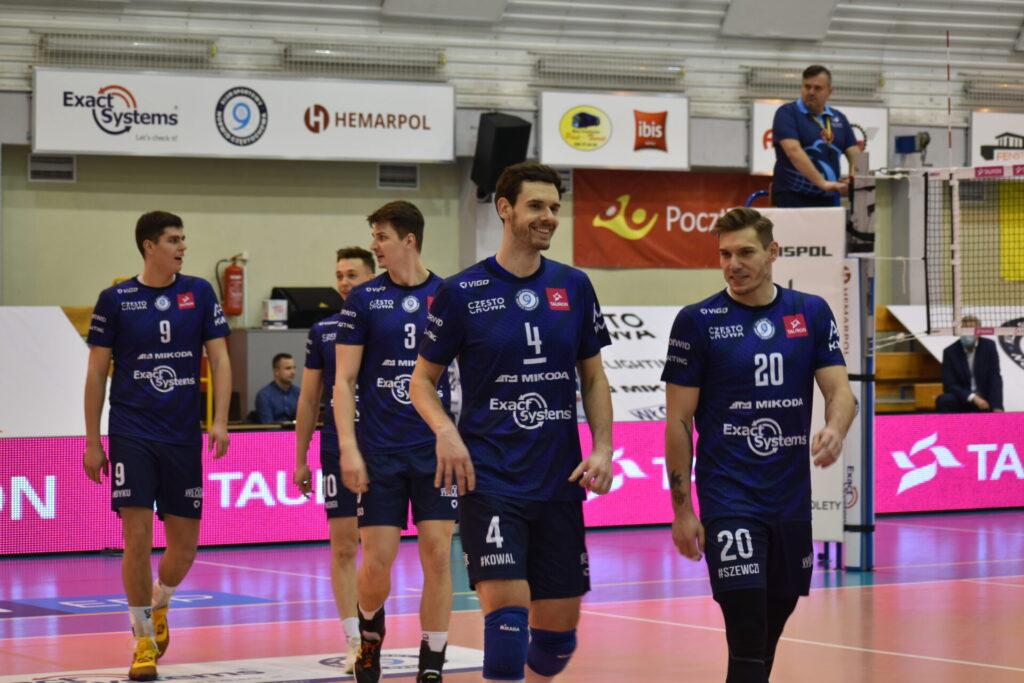 Siatkarze Exact Systems Norwida mecz z BAS-em Białystok powinni wygrać za 3 punkty 1