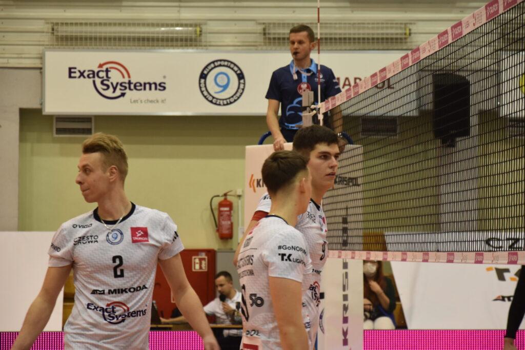 Siatkarze Exact Systems Norwid pokonali zespół z Plus Ligi i zagrają w finale siatkarskiego turnieju im. Prezydenta RP Lecha Kaczyńskiego 16