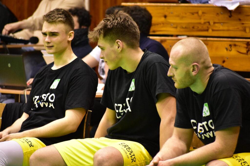 Koszykarze szkoły Marcina Gortata wygrali w Częstochowie 4