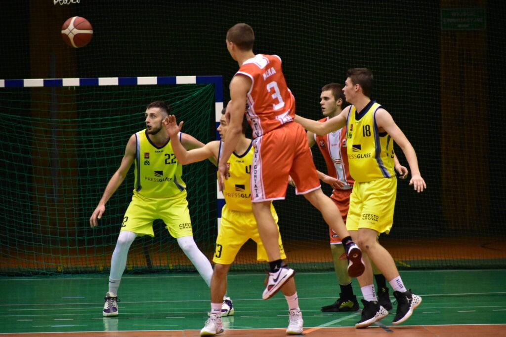 Koszykarze szkoły Marcina Gortata wygrali w Częstochowie 2