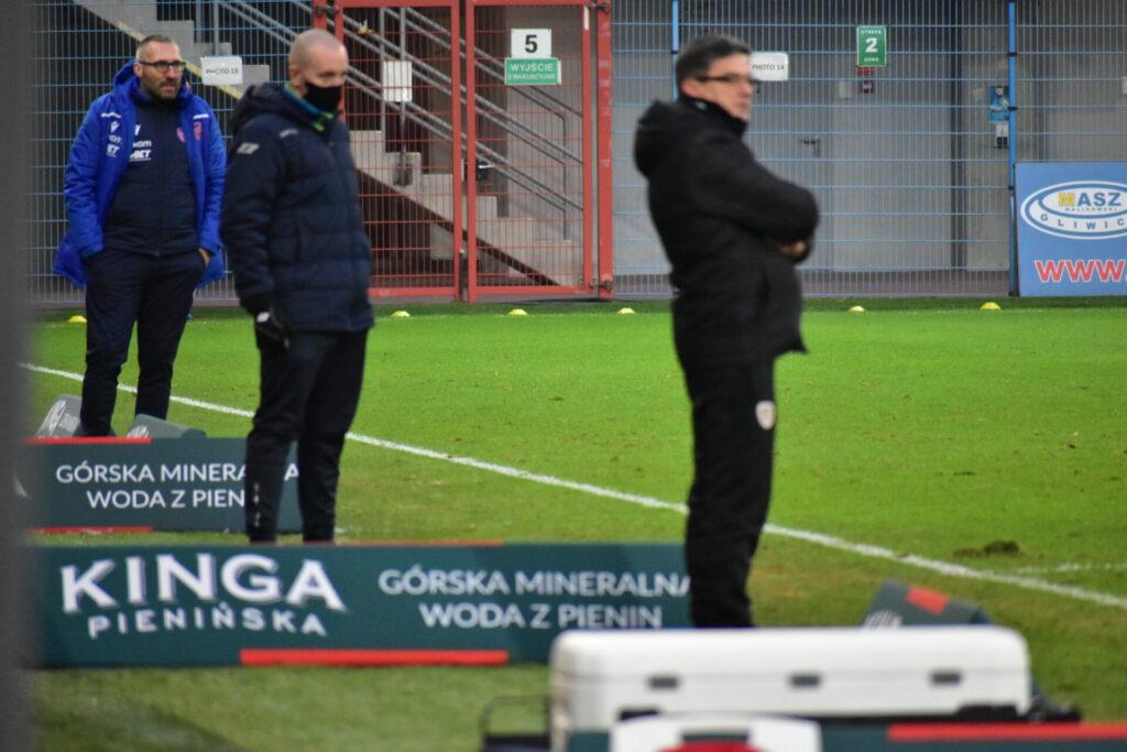 Trener Rakowa Marek Papszun po meczu w Gliwicach i całej rundzie jesiennej: Ten rok kalendarzowy był dla nas kapitalny 1