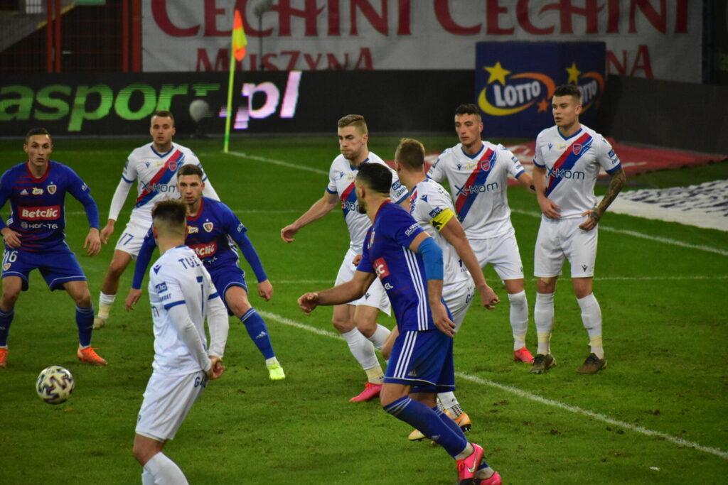 Piłkarze Rakowa poznali rywala w 1/4 Pucharu Polski. To trudny przeciwnik 1