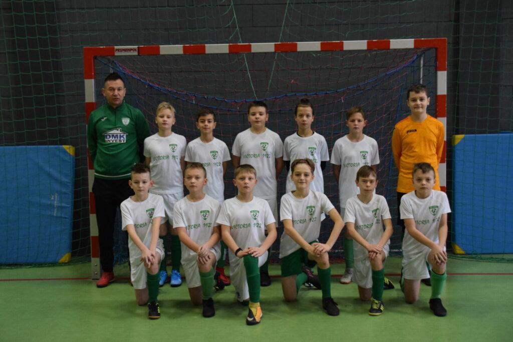 Młodzi piłkarze Victorii Częstochowa najlepsi w Herkules Cup 2020 w Pankach 1