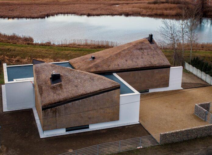 Dom z Białej zwycięzcą konkursu Fasada Roku 2020. Budynek wygrał w kategorii Dom Jednorodzinny Nowy 2
