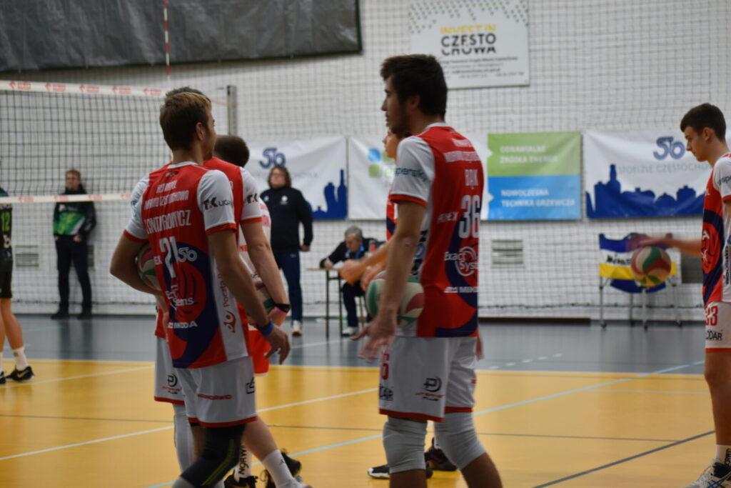 Juniorki Częstochowianki oraz kadeci Eco-Team AZS Stoelzle i Hemarpol Norwida walczyli w turniejach półfinałowych 1