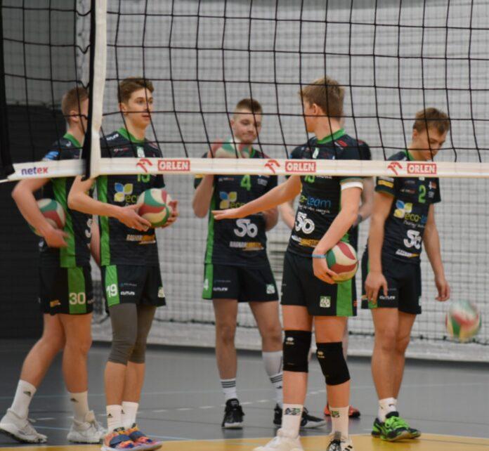 Siatkarski Eco-Team AZS Stoelzle Częstochowa czwartym młodzieżowym klubem w Polsce 2