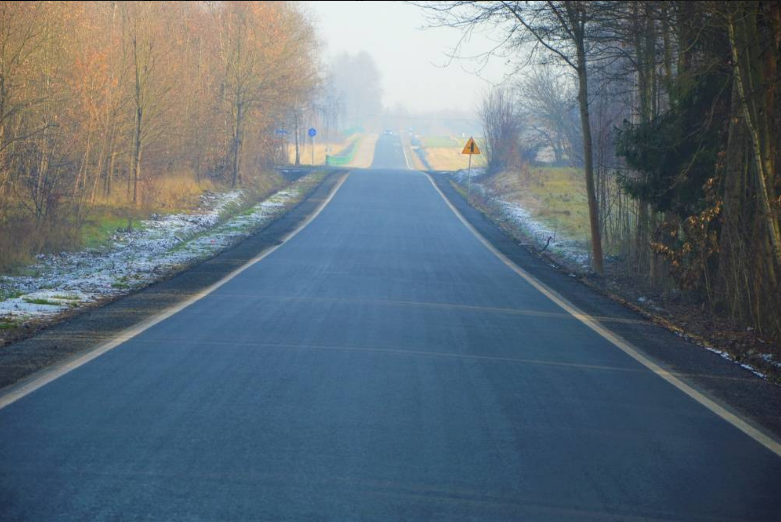 Powiat Myszkowski podsumowuje wykonane drogowe inwestycje 1