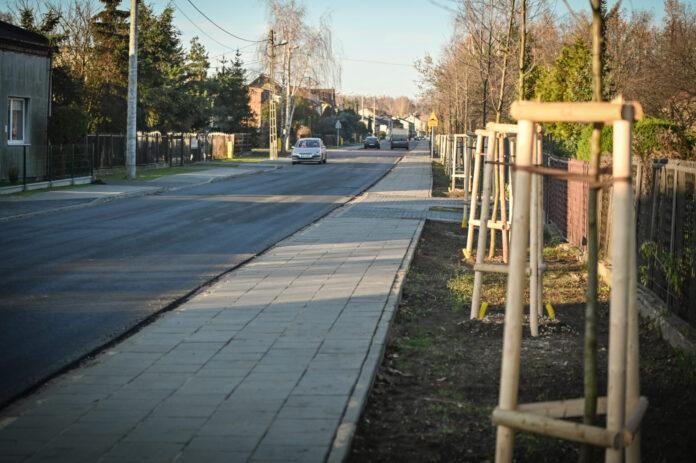 Częstochowskie MZDiT remontuje coraz więcej ulic na Stradomiu 2