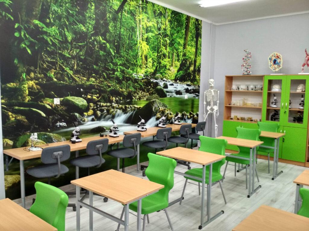 """W Złochowicach powstała """"Zielona ekobaza na Wesołej"""" 1"""