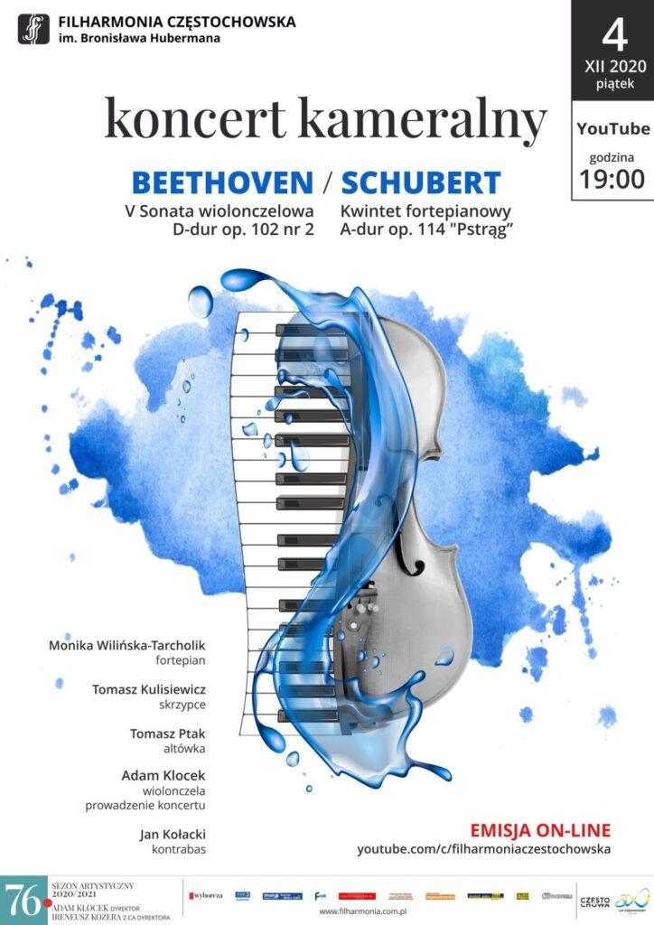 Filharmonia Częstochowska zaprasza na kolejny koncert online 1
