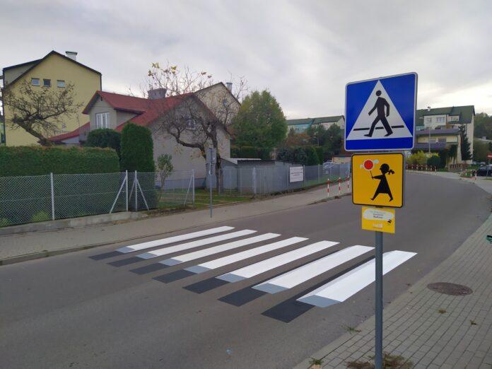 Częstochowscy radni postulują, aby miasto przetestowało przejścia dla pieszych 3D 2