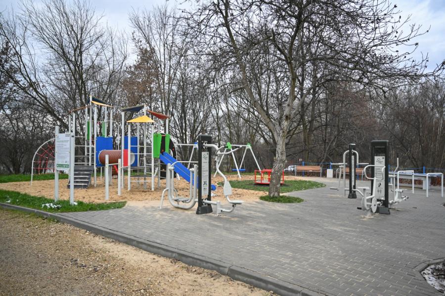 Na Stradomiu w Częstochowie zakończyły się dwie inwestycje w ramach Budżetu Obywatelskiego 2