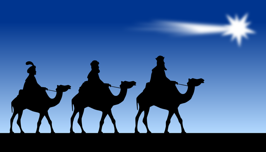 Nie wszystkim prezenty wręcza Święty Mikołaj 3
