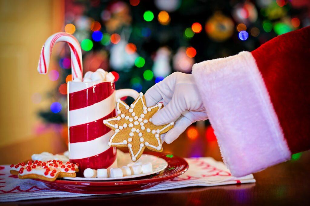 Nie wszystkim prezenty wręcza Święty Mikołaj 2