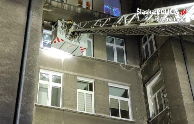 Uciekli z częstochowskiego szpitala chociaż byli zakażeni koronawirusem 1