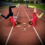 Częstochowianki zdobyły Mistrzostwa Śląska w czwórboju lekkoatletycznym 4
