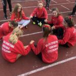Częstochowianki zdobyły Mistrzostwa Śląska w czwórboju lekkoatletycznym 2