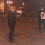 Trzeci dzień protestów w Częstochowie 2
