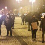 Trzeci dzień protestów w Częstochowie 3