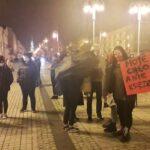 Trzeci dzień protestów w Częstochowie 4