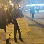 Trzeci dzień protestów w Częstochowie 6