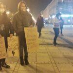 Trzeci dzień protestów w Częstochowie 7