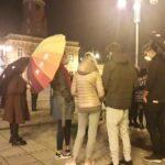 Trzeci dzień protestów w Częstochowie 9