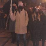 Trzeci dzień protestów w Częstochowie 11
