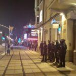 Trzeci dzień protestów w Częstochowie 14