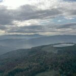 Jesienna Góra Żar , widokowa trasa dla amatorów spacerów 16