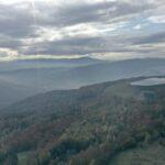 Jesienna Góra Żar , widokowa trasa dla amatorów spacerów 15