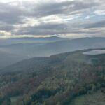 Jesienna Góra Żar , widokowa trasa dla amatorów spacerów 14