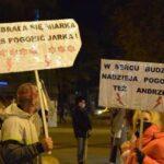 Częstochowa nie przestaje protestować w sprawie orzeczenia Trybunału Konstytucyjnego 4