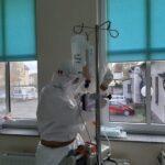 Łóżka covidowe i pomoc wojsk terytorialnych w Szpitalu Powiatowym w Lublińcu 9