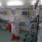 Łóżka covidowe i pomoc wojsk terytorialnych w Szpitalu Powiatowym w Lublińcu 8