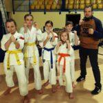 Zawodniczki Klubu Karate Randori z Radomska ze srebrnym i brązowym medalem 3