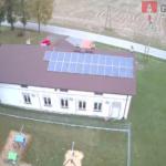 W Lelowie zakończyła się budowa instalacji OZE 18