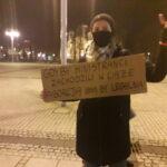 Częstochowianie przy muzyce Kultu protestowali na placu Biegańskiego 2